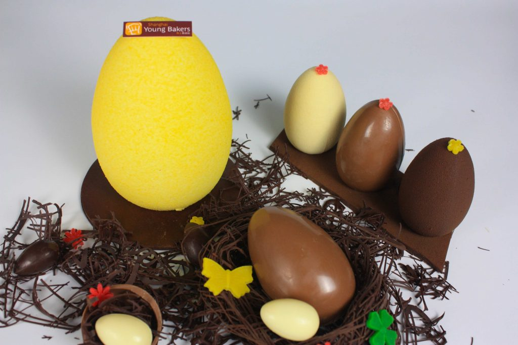 Easter chocolate shanghai young bakers easter and maybe an old fashioned easter egg hunt with friends and family shanghai young bakers has created exquisite chocolate easter egg gift packs negle Image collections