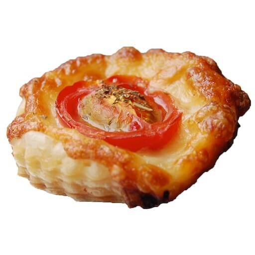 Tomato & Mozzarella Puff Pastry