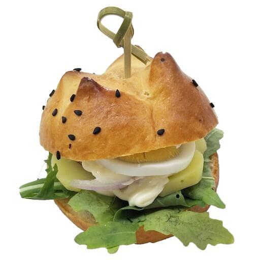 Veggie Mini Sandwich - SYB