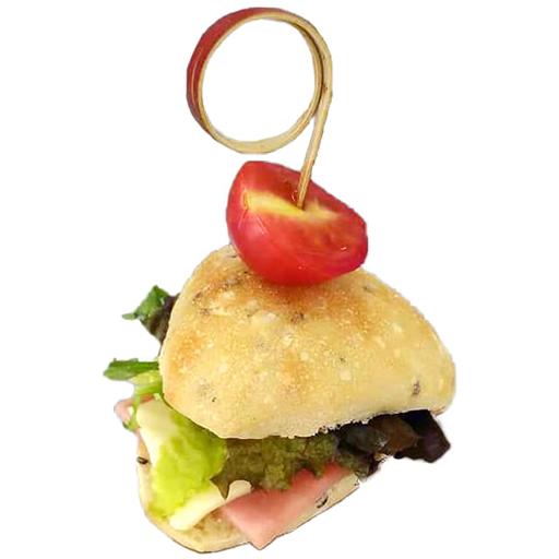 Mini Ham Sandwich - SYB