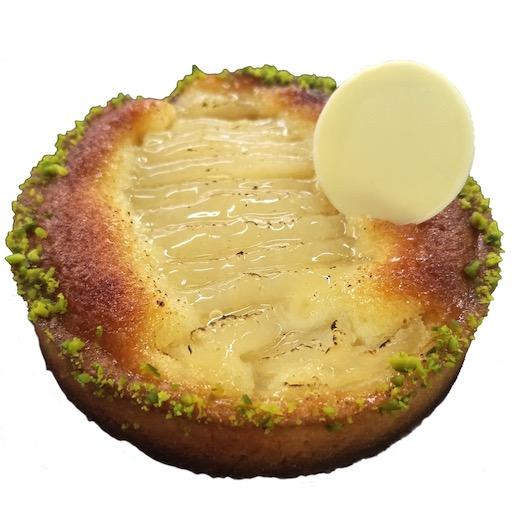 Pear Tart - SYB